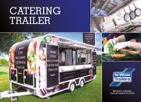 Ifor Williams Catering Trailer Brochure