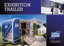 Ifor Williams Exhibition Trailer Brochure