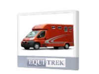Equitrek Small horsebox Brochure