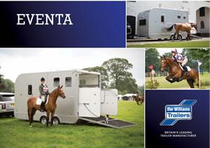 Eventa Horsebox Trailer Brochure