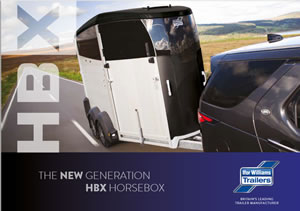 Ifor Williams HBX Brochure