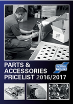 Ifor Williams Parts & Accessories Catalogue