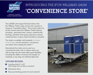check out the ifor williams brochures price lists for downloading
