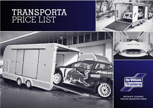 Transporta Price List