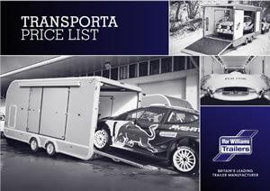 Transporta Price List