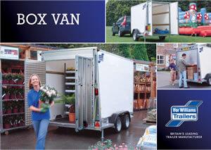 Box Van Brochure