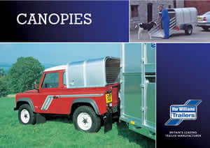 Canopies brochure