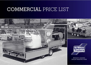 Commercial Price List