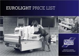 Eurolight price list