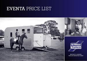 Eventa Horse Trailer Price List