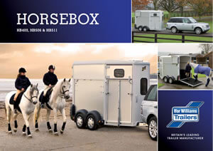 Horsebox Brochure