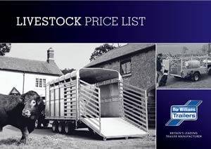 Livestock Price List
