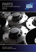 IWT Parts Catalogue Prices