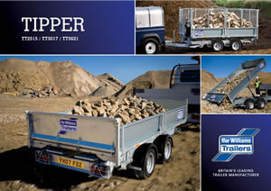 Tipper brochure & price list
