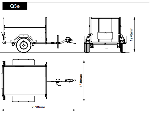 wiring diagram ifor williams trailer with Trailer Roof Rack on Ifor Williams Wiring Diagram together with Trailer Roof Rack likewise