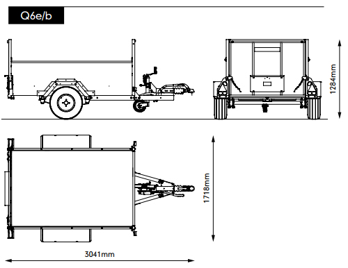 New Ifor Williams Q Range Of Trailers Available To Buy