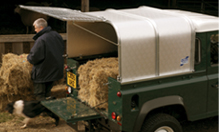 Ifor Williams Pickup Canopy