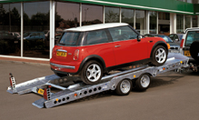 Ifor Williams Car Trailer Parts