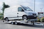 CT177 Car Trailer for Hire
