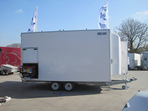 Towmaster Exhibition Trailer For Hire