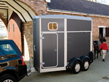 HB403 horse trailer for hire