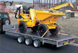 Flatbed Hire Trailers
