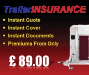 Trailer Insurance quote