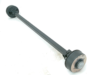 Axle Complete Assembly