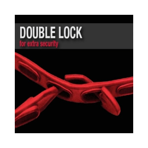 quickstrap double lock