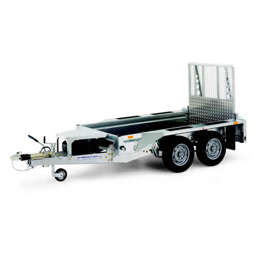 Ifor Williams Plant Trailer Parts
