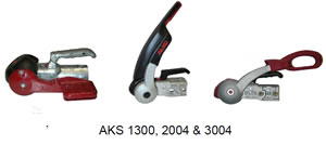 AKS 1300, 2004 & 3004 hitch heads