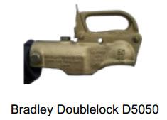 Bulldog hitchlock fir Bradley doublelock D5050