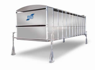 Ifor Williams StockMaster Demount System