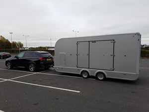 Customers Images of Their Trailer in Use