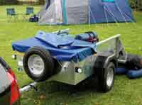 Ifor Williams Unbraked Trailer Parts